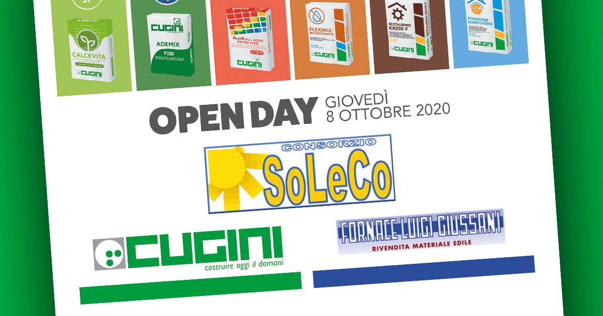 08/10 OPEN-DAY a Inverigo (CO)