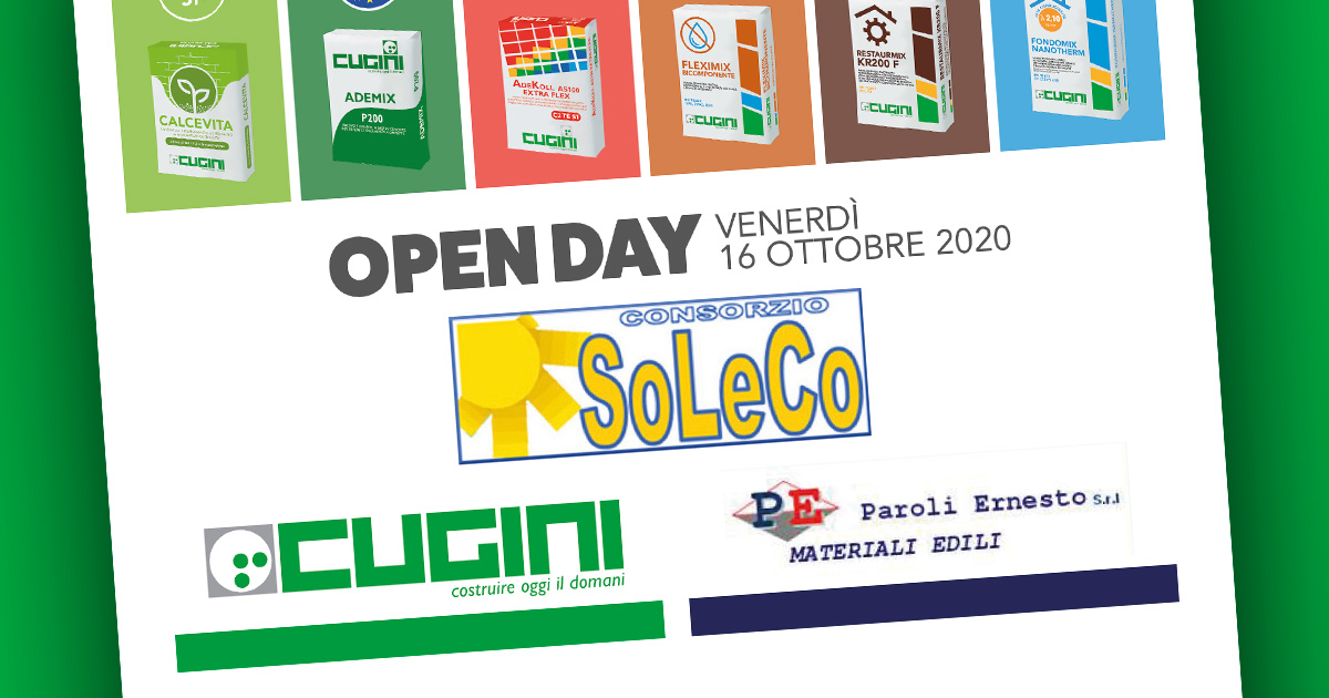 16/10 OPEN-DAY a Introbio (LC)
